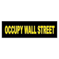 Occupy Wall Street: Bumper Sticker