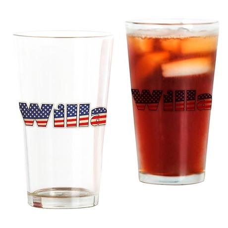 American Willa Drinking Glass