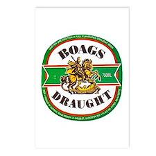 Australia Beer Label 5 Postcards (Package of 8)