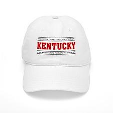 'Girl From Kentucky' Baseball Cap