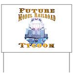 Future Train Tycoon Yard Sign