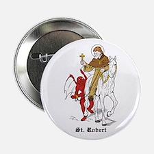 """St. Robert 2.25"""" Button (10 pack)"""