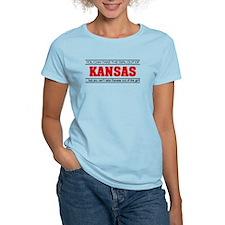 'Girl From Kansas' T-Shirt