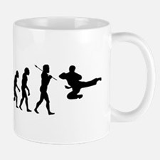 Evolve - Flying Kick Mug