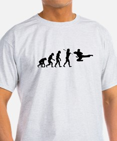 Evolve - Flying Kick T-Shirt