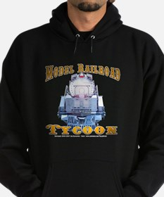 Model Railroad Tycoon Hoodie (dark)