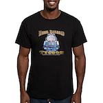 Model Railroad Tycoon Men's Fitted T-Shirt (dark)