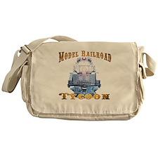 Model Railroad Tycoon Messenger Bag