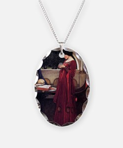 Cool Pagan and wiccan Necklace