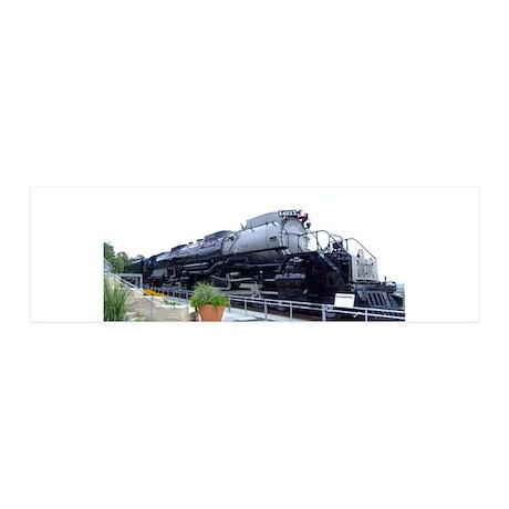 Union Pacific Big Boy Train 42x14 Wall Peel