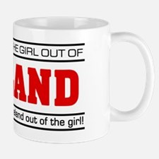 'Girl From Ireland' Mug