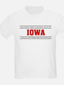 'Girl From Iowa' T-Shirt