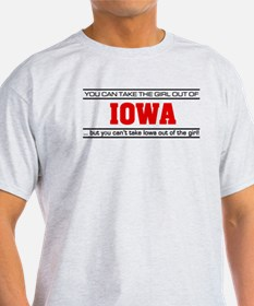 'Girl From Iowa' T-Shirt
