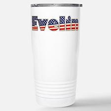 American Evelin Stainless Steel Travel Mug