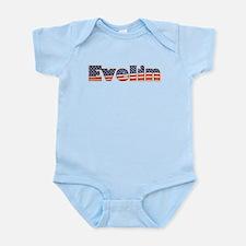 American Evelin Infant Bodysuit