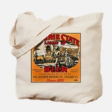 Illinois Beer Label 2 Tote Bag