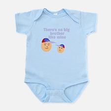 No big brother like mine Infant Bodysuit