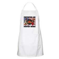 Firefighter Heroes BBQ Apron