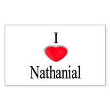 Nathanial Rectangle Decal