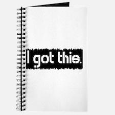I Got This Journal