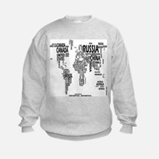 The World Sweatshirt