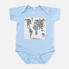 The World Infant Bodysuit