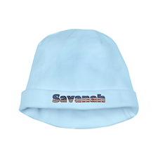 American Savanah baby hat
