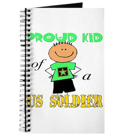 Proud Kid of Soldier Journal