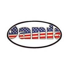 American Dania Patches
