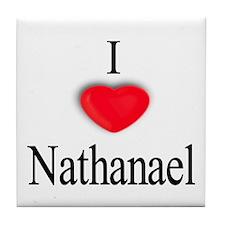 Nathanael Tile Coaster