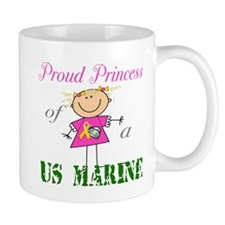 Proud Princess of Marine Mug