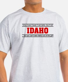 'Girl From Idaho' T-Shirt