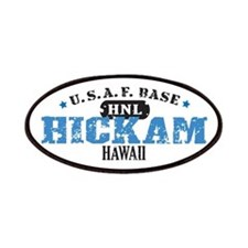 Hickam Air Force Base Patches
