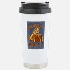 Occupy Wall Street Stainless Steel Travel Mug