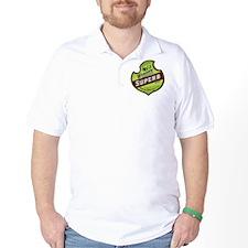 Wisconsin Beer Label 8 T-Shirt