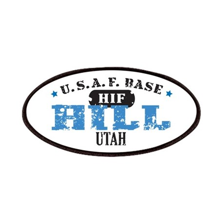 Hill Air Force Base Utah Patches