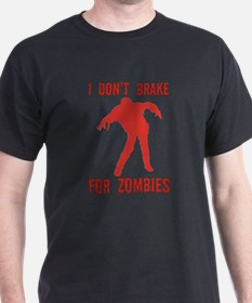 Brake for Zombies T-Shirt