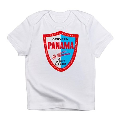 Panama Beer Label 1 Infant T-Shirt