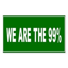 Occupy Wall Street: Decal
