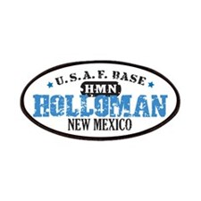 Holloman Air Force Base Patches
