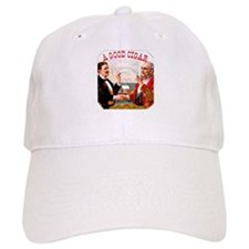 A Good Cigar Label Baseball Cap