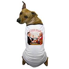 A Good Cigar Label Dog T-Shirt