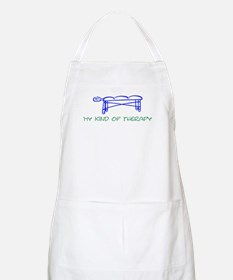 My Kind of Therapy BBQ Apron