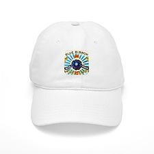 Blue Ribbon Cigar Label Baseball Cap