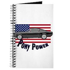 Pony Power Journal