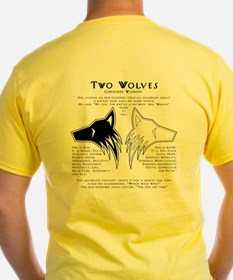 Two Wolves T
