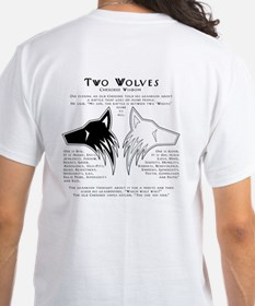 Two Wolves Shirt