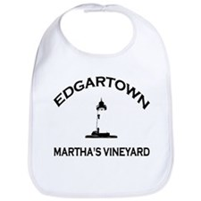 Edgartown MA - Lighthouse Design. Bib