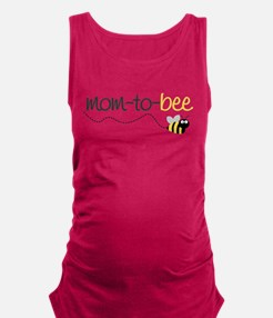 mom_to_bee Tank Top