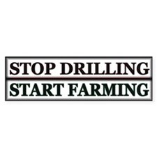 Hemp Farming - Bumper Sticker